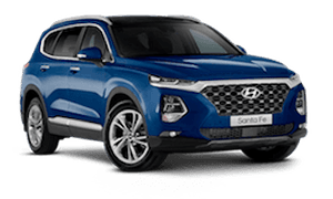 Hyundai Santafe Highlander Booths Motors