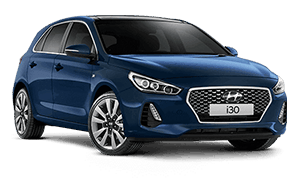 Booths Motors Hyundai i30 model