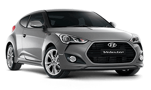 Silver Veloster Booths Motors