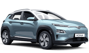 Booths Motors Hyundai Kona side