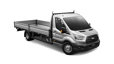 2019 ford transit silver