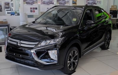 Mitsubishi Eclipse Cross YA Black