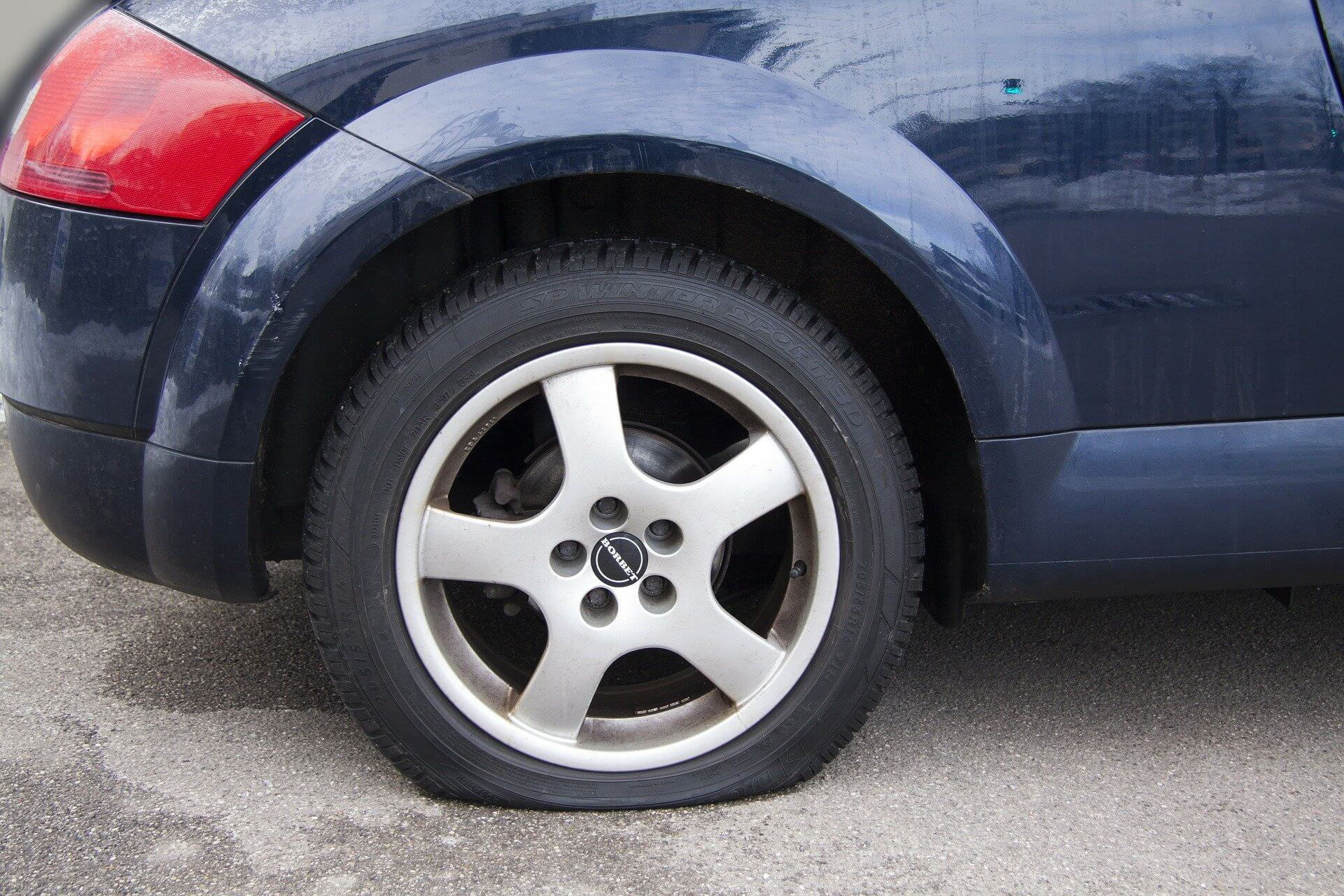 How to Change a Flat Tyre – Easy Flat Tyre Guide